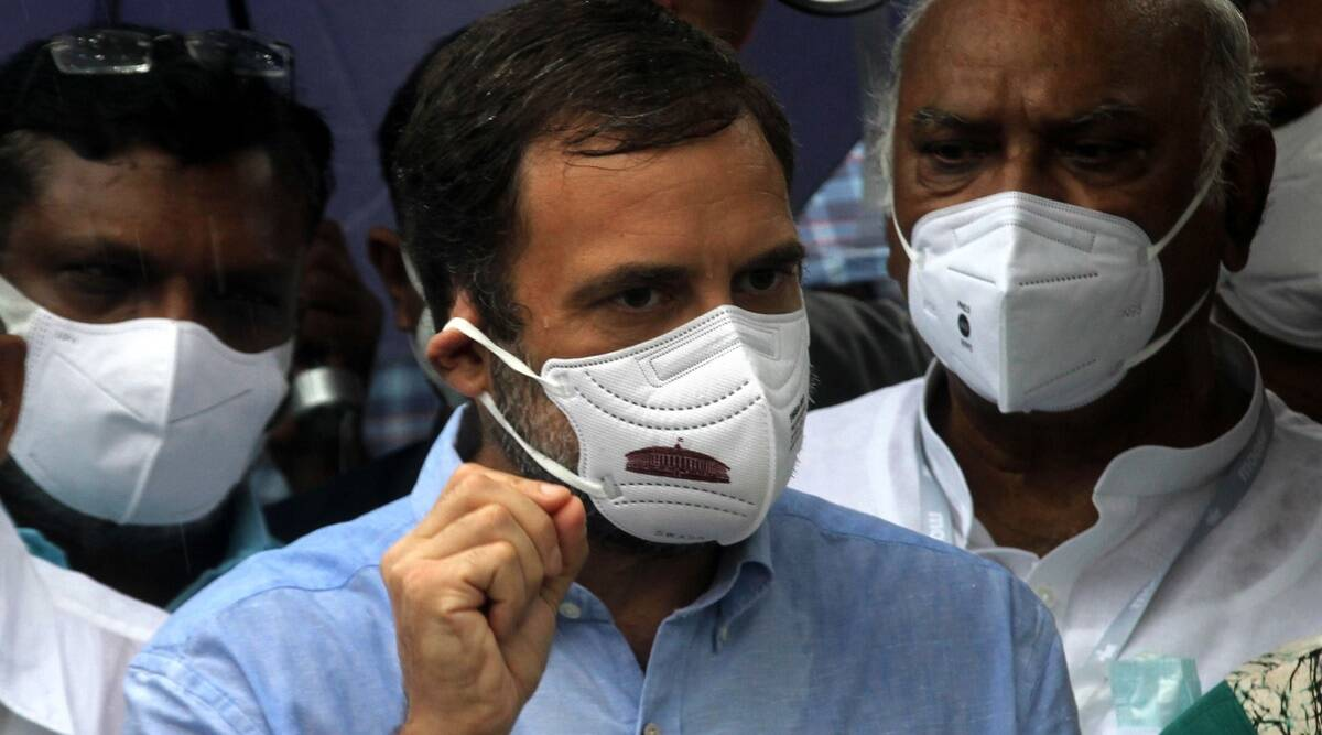 Rahul Gandhi's Twitter account locked, tweet violated our policy as well: Twitter to Delhi HC