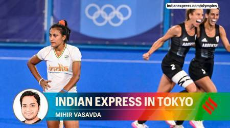 india vs argentina, india vs argentina women hockey, india vs argentina tokyo olympics, tokyo olympics women hockey semi-final, rani rampal