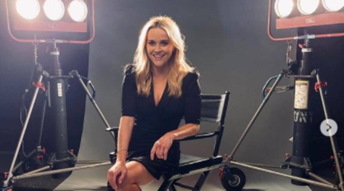 Reese Witherspoon, Reese Witherspoon news, Reese Witherspoon on sexism, Reese Witherspoon on Time magazine article, Reese Witherspoon sexism incident, Reese Witherspoon podcast, Reese Witherspoon movies, Reese Witherspoon business venture, indian express news