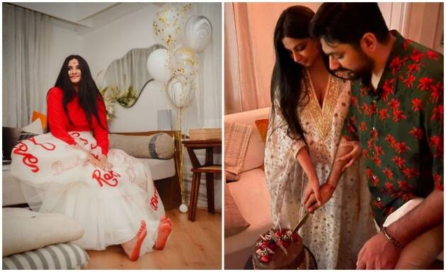Rhea Kapoor shares new photos from her 'best reception ever'