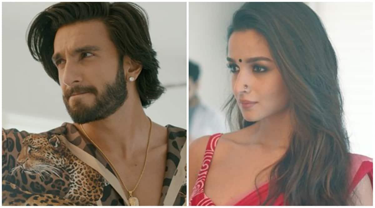 Rocky Aur Rani Ki Prem Kahani shoot begins Alia Bhatt's traditional look, Ranveer Singh's dance moves