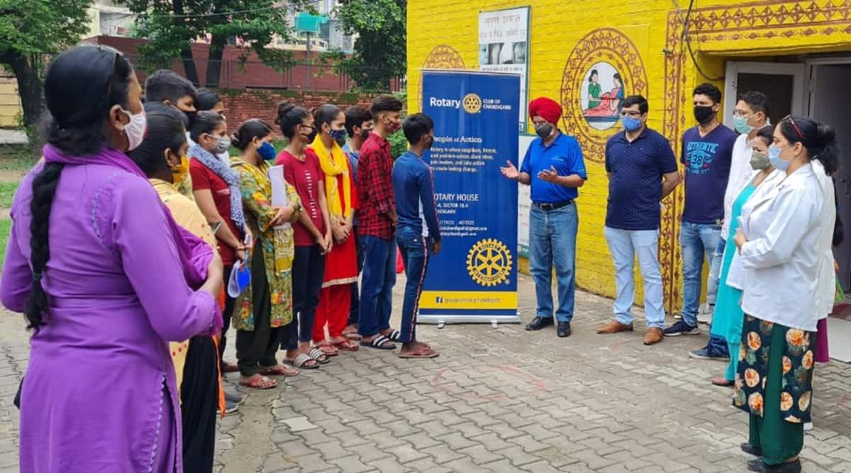 Chandigarh, Rotary Club