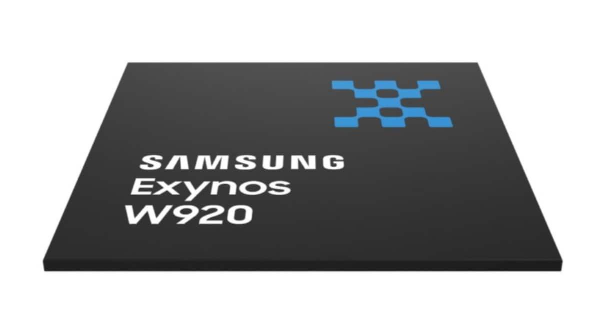 Samsung Exnos W920