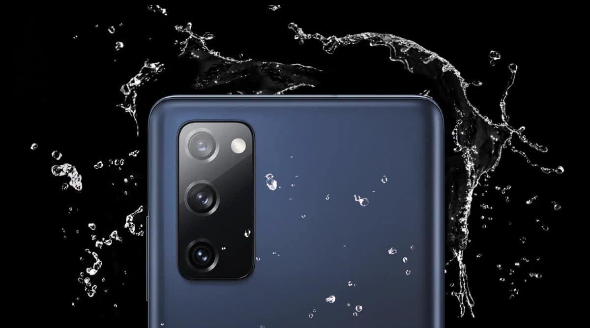 IP rating, Samsung Galaxy S20 FE, water resistance, waterproof,