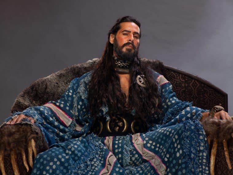 Dino Morea as Shaibani Khan