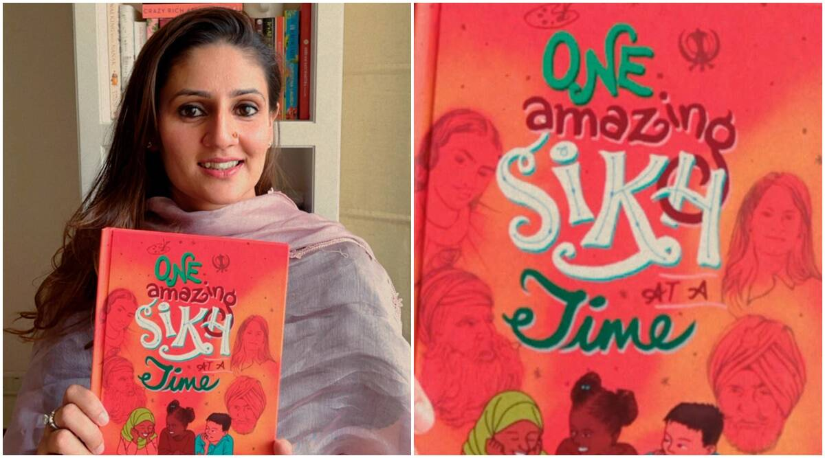one amazing sikh at a time book, sikh books, seerat gill author, punjab news, punjab news today, punjab latest news, punjab news updates