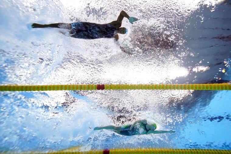 Soul Cap, what is Soul Cap, Soul Cap swimming, swimming Tokyo Olympics