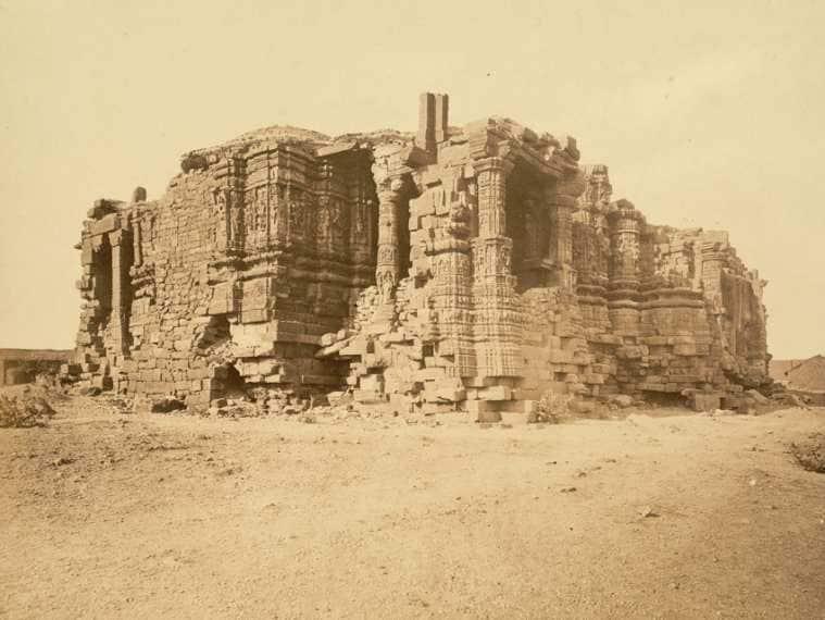 Somnath temple, narendra modi, modi and somnath temple, Somanatha temple, somnath projects, somnath temple renovation, somnath temple news, somnath news, somanatha news, India news, Indian Express