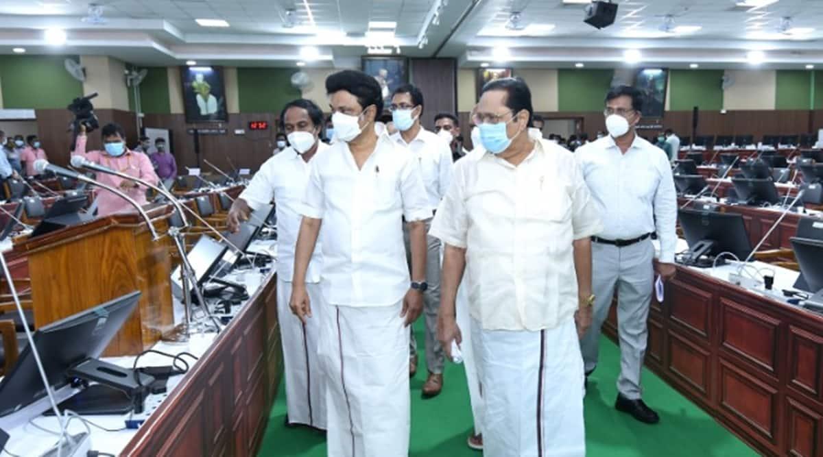 Tamil Nadu budget, Chennai budget, Tamil Nadu budget 2021, Chennai allocation, Chennai news, indian express