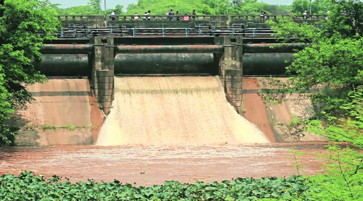 Water level of Sukhna