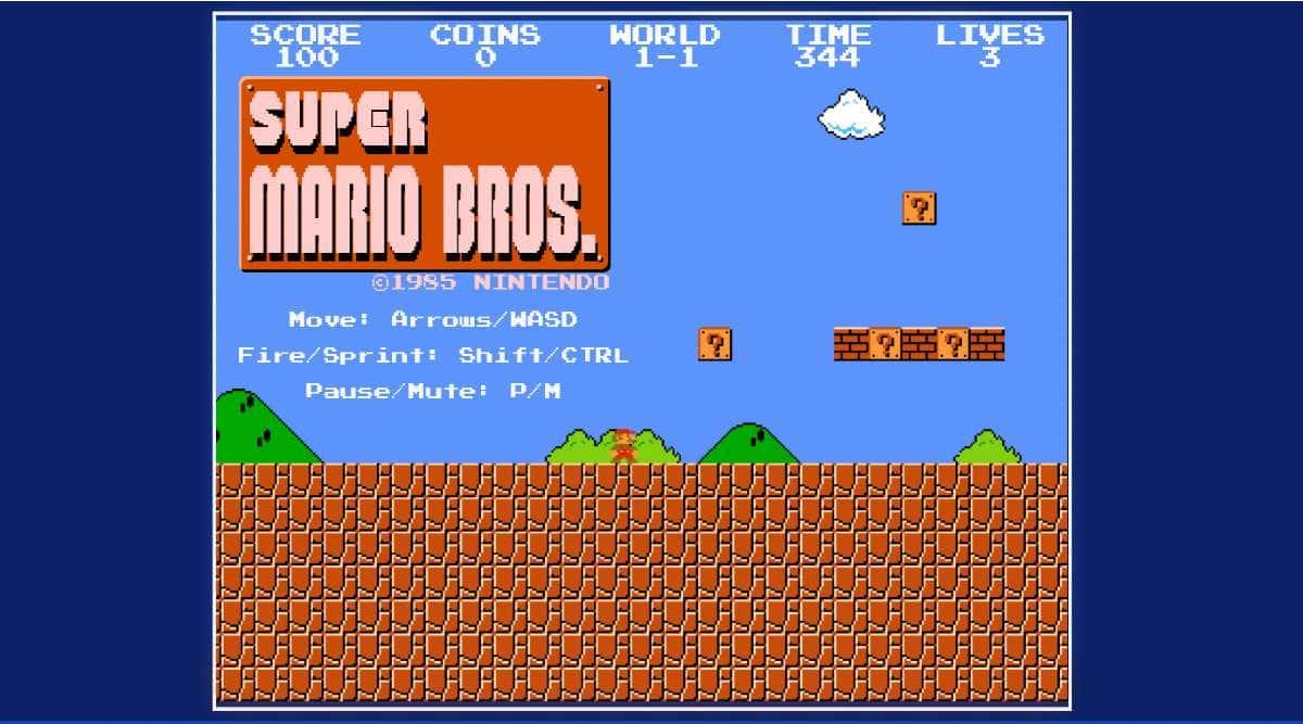 Super Mario Bros, mario, video games,