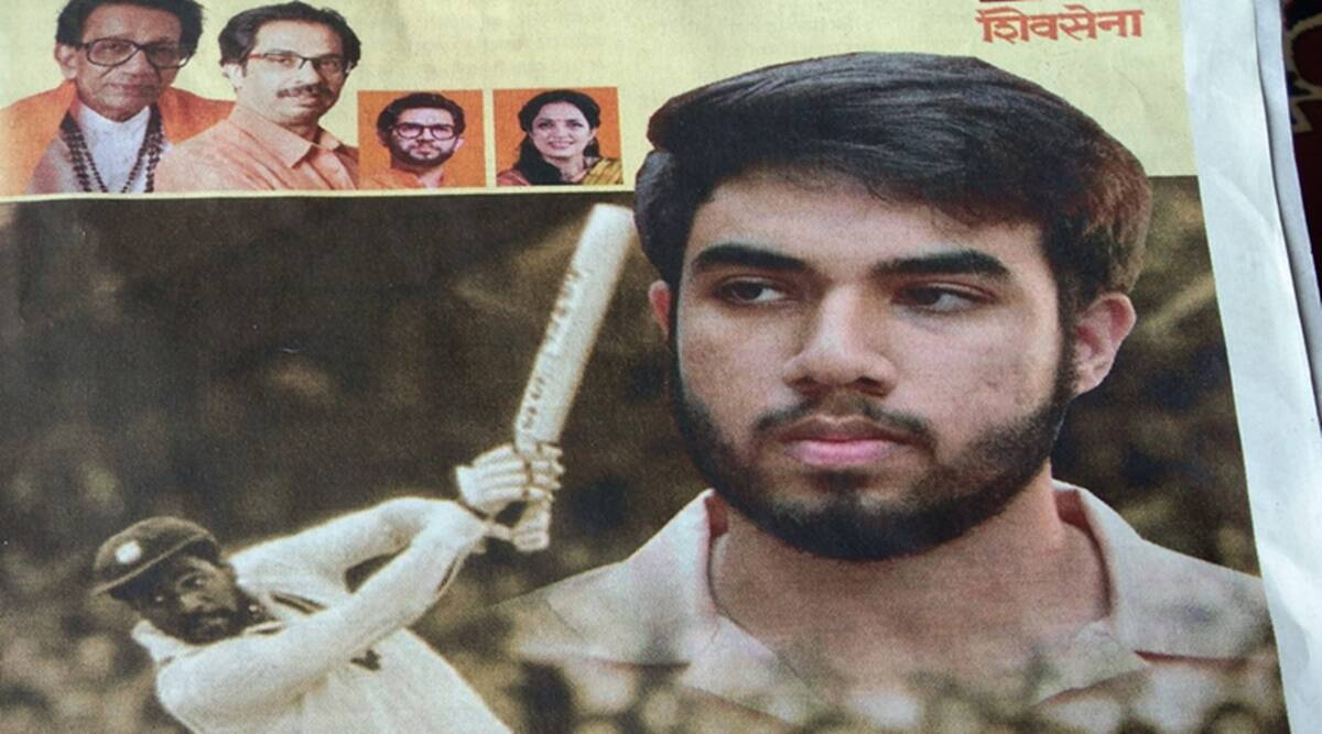 Full page Saamana ad on Uddhav Thackeray's younger son Tejas fuels buzz of political debut