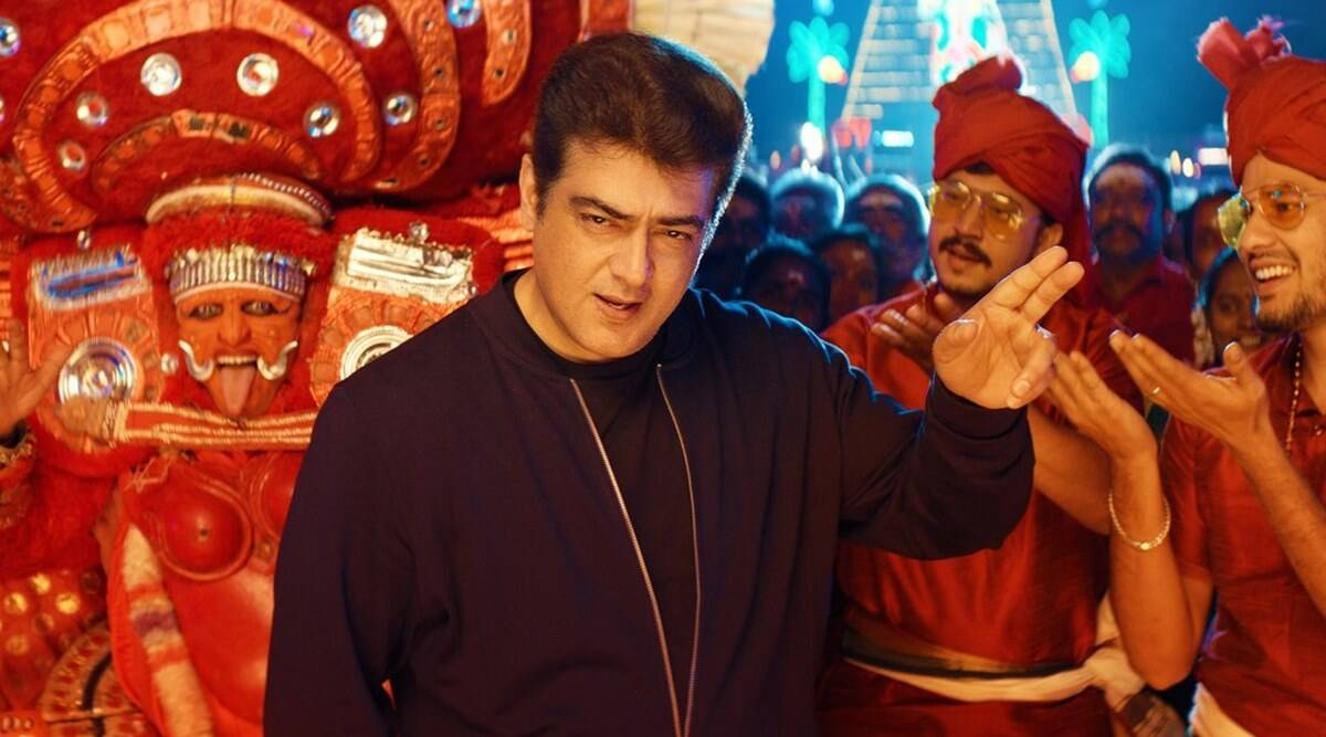 Ajith Kumar Valimai