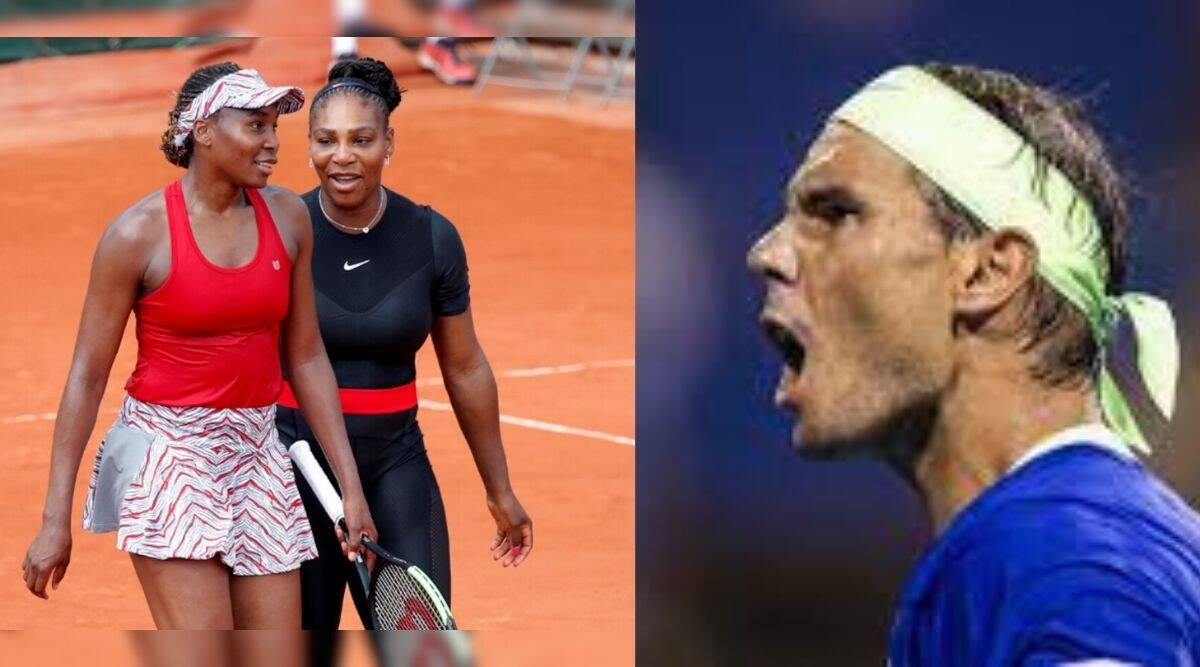 Tennis, Rafael Nadal, Williams