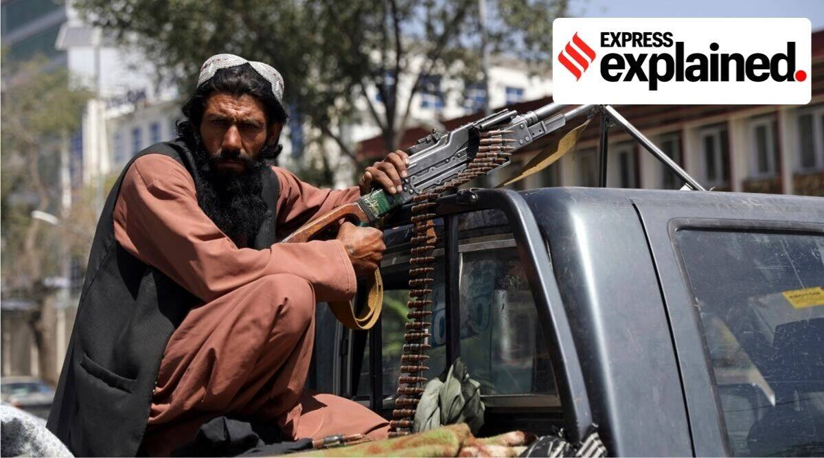 Explained.Live: Gautam Mukhopadhaya to answer questions on Taliban takeover and India's options ahead