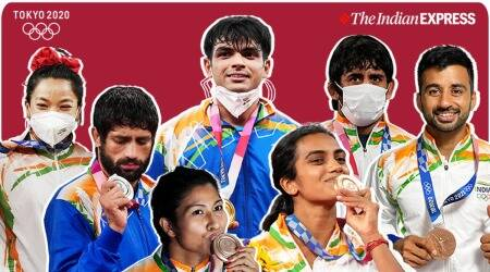 India's medal winners