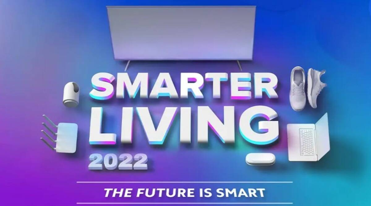 Xiaomi smarter living, mi tv 5x, mi notebook ultra, mi security camera, mi band 6, mi band 6 price, mi band 6 features, mi band 6 specifications, mi tv 5x price, mi tv 5x specifications, mi tv 5x price in India, Mi notebook ultra, Mi notebook ultra price, Mi notebook ultra specifications, Xiaomi's Smarter Living 2022 event, xiaomi event, mi band 6, Mi TV 5X, mi tv, Xiaomi's Smarter Living 2022 event, Xiaomi Event, Xiaomi's Smarter Living event, Xiaomi Event in India, Xiaomi is hosting its Smarter Living 2022 in India today, Mi NoteBook ultra, Mi NoteBook pro,