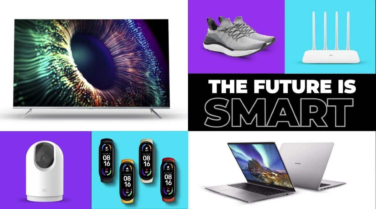 Xiaomi, Xiaomi Smarter Living event 2022,