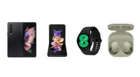 Samsung, Galaxy Unpacked, Galaxy Z Fold 3, Galaxy Z Fold 3 specs, Galaxy Z Flip 3, Galaxy Z Flip 3 launch, Galaxy Watch 4, Galaxy Buds 2,