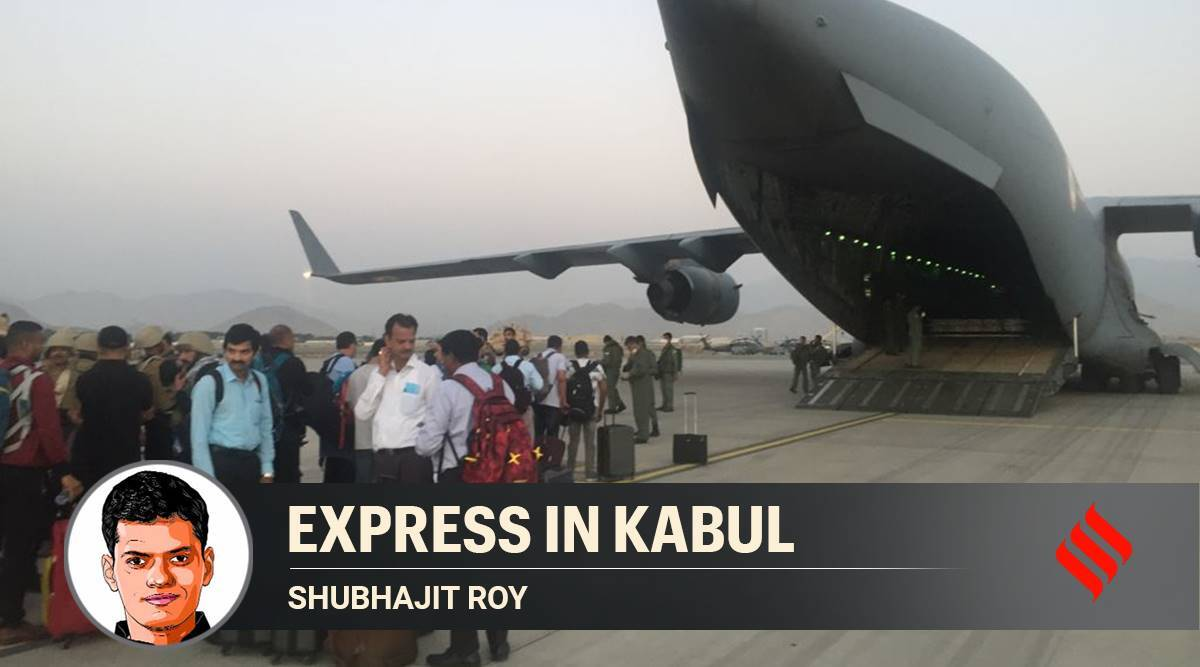 After tense 24 hours, Indian embassy leaves Kabul: 'very happy we are back home safely'