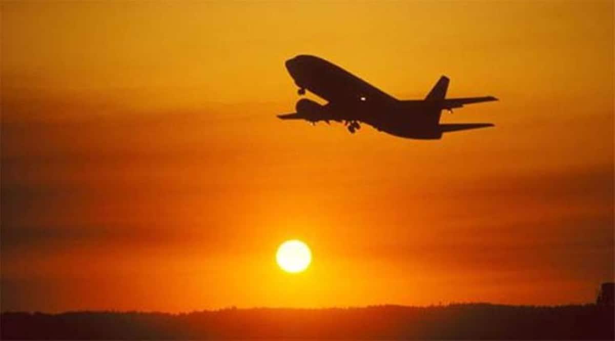 Gift city, aircrafts, ireland, Gujarat, Gujarat news, Ahmedabad news, Indian express news, Indian express