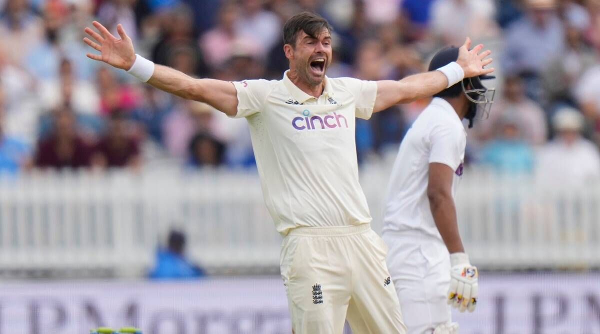 James Anderson: Seamer, leader, provocateur   Sports News,The Indian Express