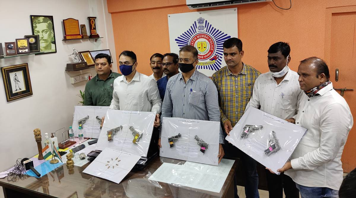 MP replaces UP as top supplier of illegal firearms to Mumbai: Police
