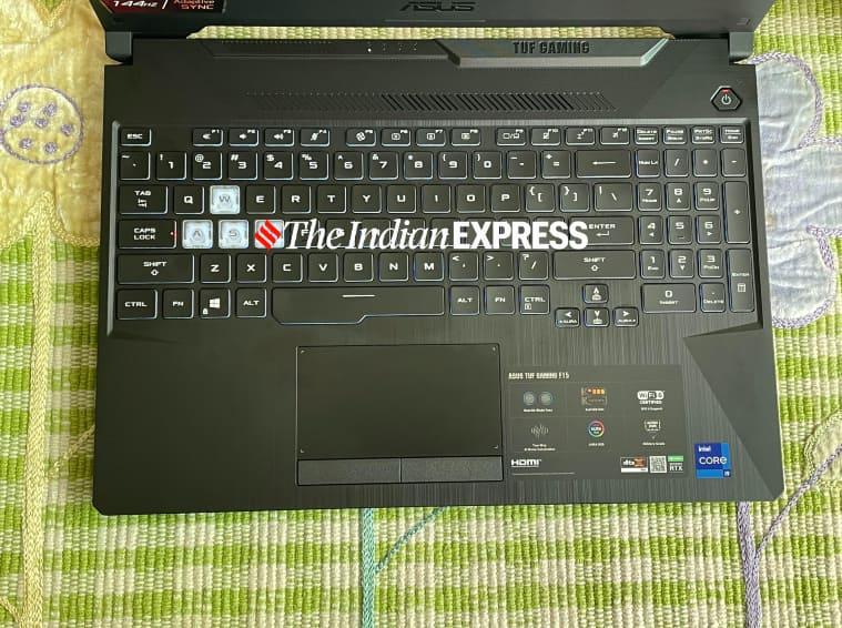 Asus TUF Gaming 15 (2021), Asus TUF Gaming 15 review, Asus TUF Gaming 15 price in india, Asus TUF Gaming 15 specs, Asus TUF gaming laptop