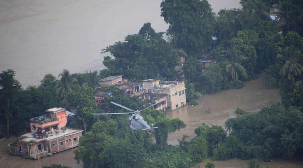 Seven dead, 2.5 lakh affected as heavy rain, water discharged from dams flood Bengal