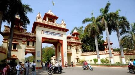 BHU protests, BHU protests campus, BHU harassment case, indian express, indian express news, UP news, up news today