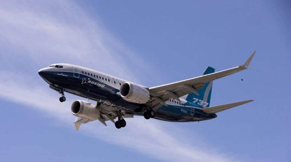 Boeing 737 MAX test plane takes flight in China: Flightradar24