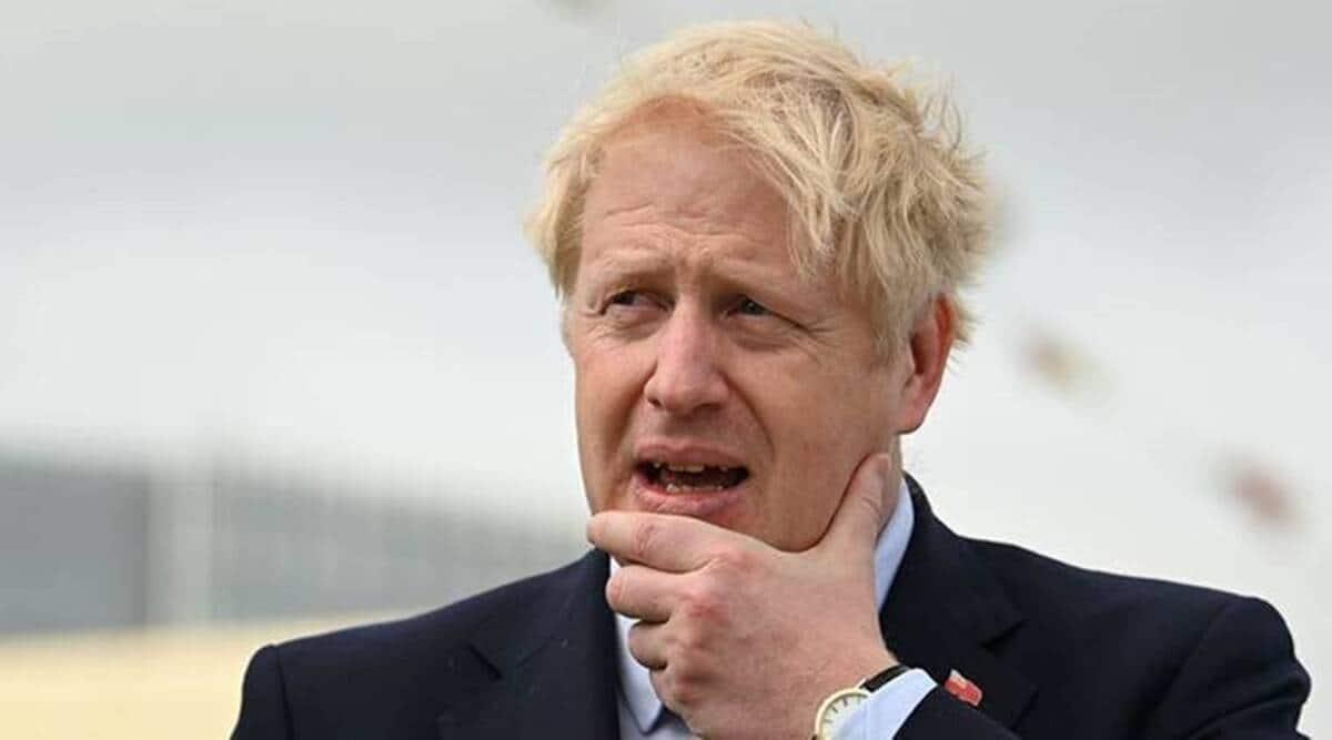 Boris johnson, UK, UK PM, Taliban, afghanistan, world news, indian express, indian express news