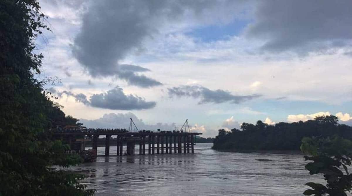Brahmaputra, china, china dam, brahmputra tributary, china india, india china river, brahmaputra river, India china border dispute, latest news, indian express, india news