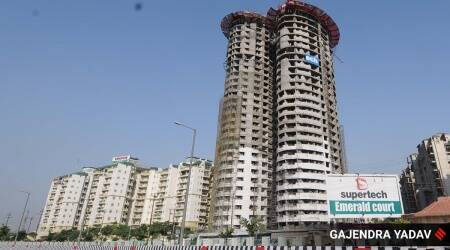 Demolition of Supertech towers: UP govt to set up SIT, assess role of Noida officials