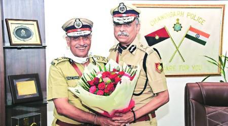 DGP Ranjan, Chandigarh police, mohali, indian express, indian express news, chandigarh news, chandigarh news today, current affairs