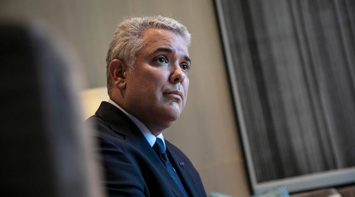 Colombia's Troubles Put a President's Legacy on the Line