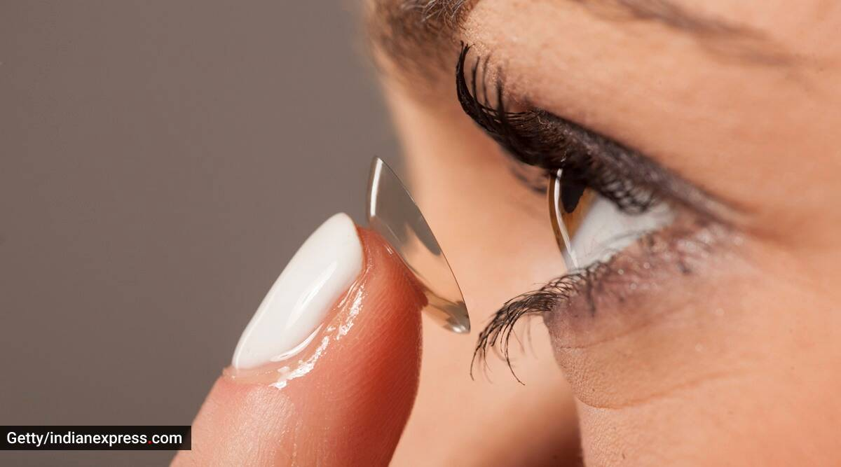 contact lenses, benefits of wearing contact lenses