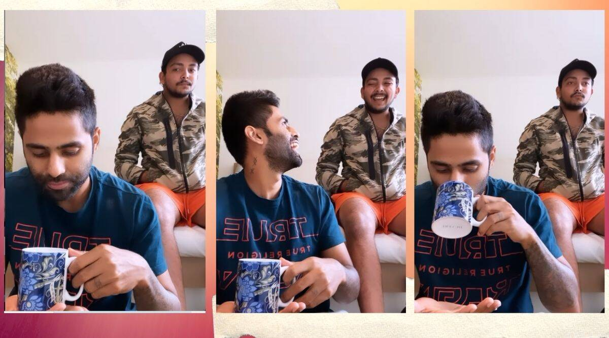 Suryakumar Yadav and Prithvi Shaw amuse netizens with their 'Baazigar'  mimicry | Trending News,The Indian Express