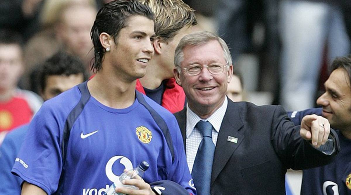 This is for Sir Alex ': Cristiano Ronaldo completes return to Manchester  United after 12 years | Sports News,The Indian Express