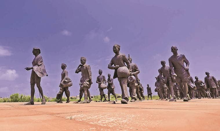 Salt Satyagraha Memorial