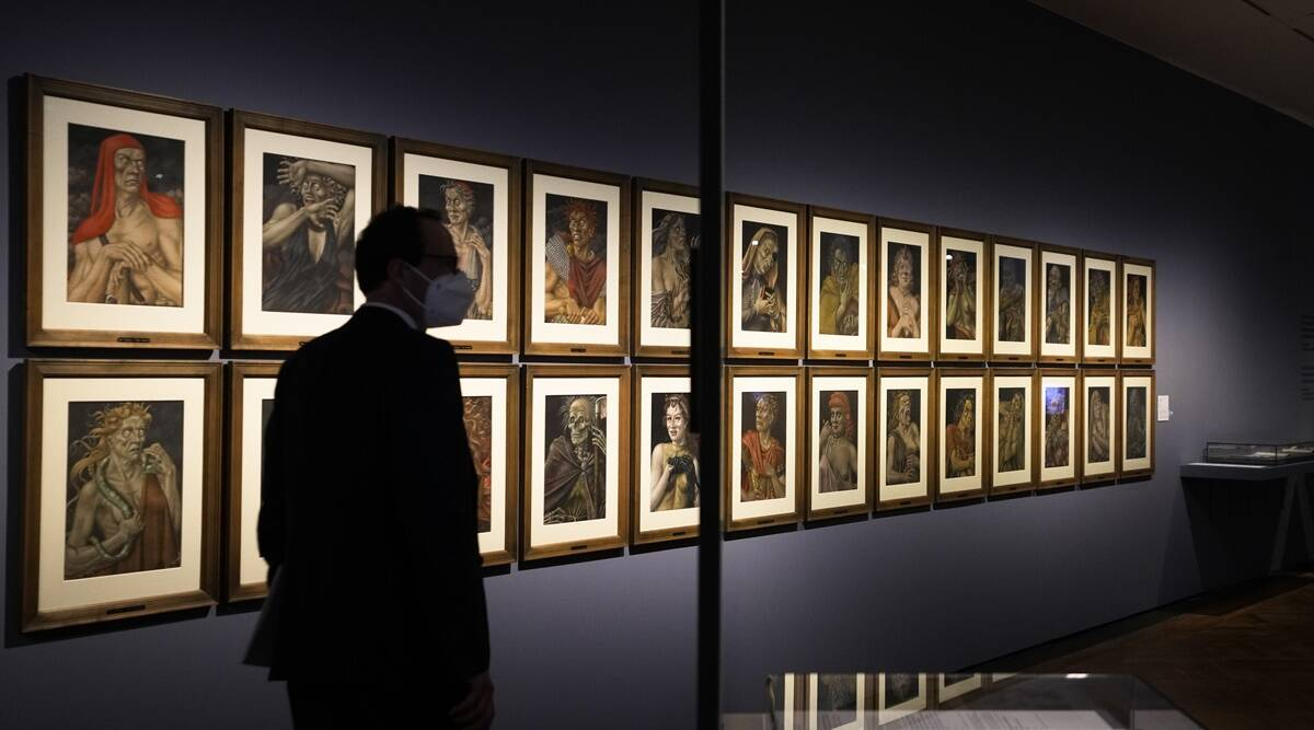 divinely gifted, nazi-era artists