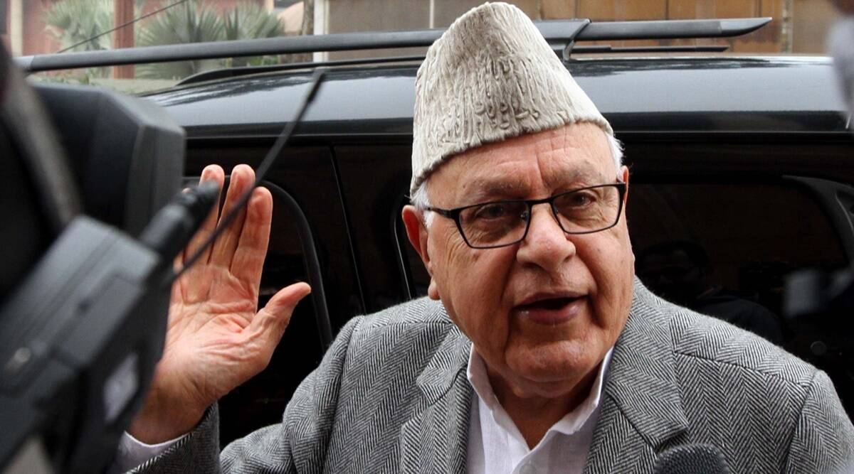 Regret that my party didn't participate in J&K panchayat polls: NC  president Farooq Abdullah   Cities News,The Indian Express