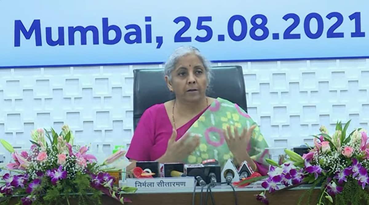 Finance Minister, Nirmala Sitharaman has Launched an EASE 4.0 Agenda