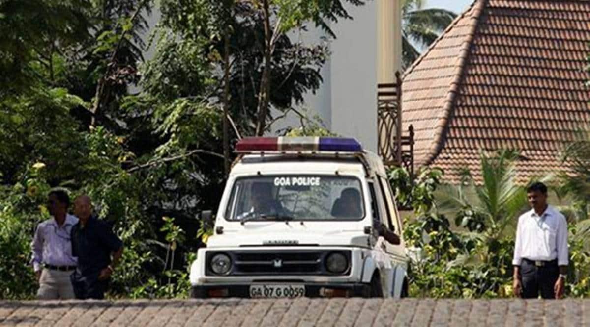 Goa murder, Goa murder probe, Goa beach murder, Goa police, Goa crime news, Goa news, Indian express