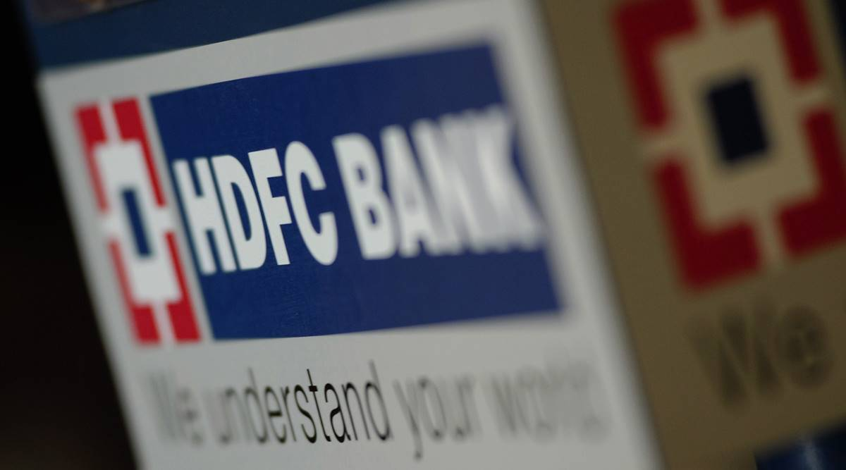 HDFC bank, hdfc bank card, hdfc, indian express, indian express news, economy news