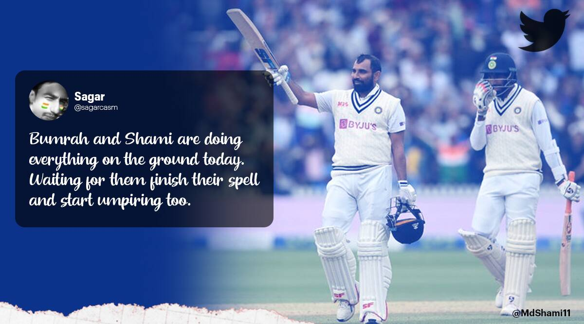 india vs england, ind vs eng, bumrah shami, lords test ind vs eng, cricket news, sports news, indian express