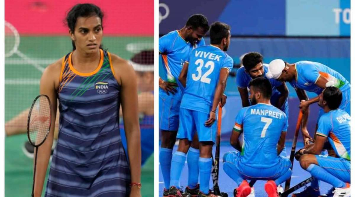 Tokyo Olympics 2021 Day 9 Live Updates: Sindhu's fight for bronze, Manpreet Singh's men face Great Britain challenge - The India