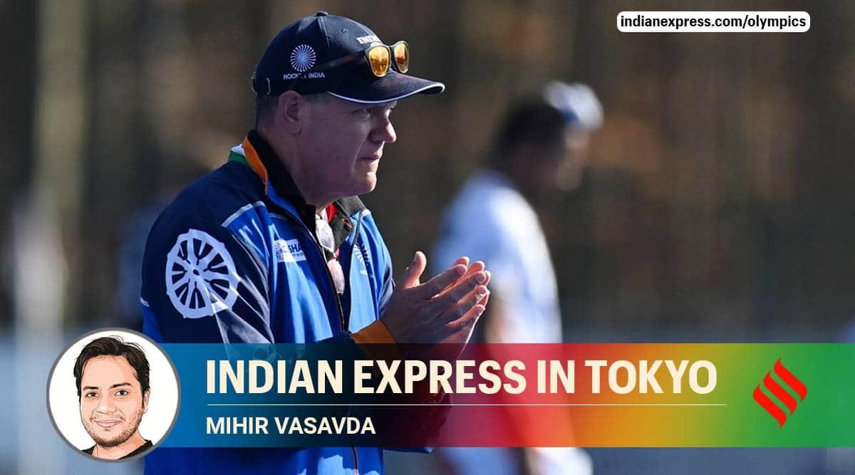 india vs great britain hockey, ind vs gbr tokyo olympics quarter final, india hockey coach, graham reid, india vs belgium tokyo olympics semifinal