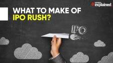 Express Explained | What to make of the IPO rush