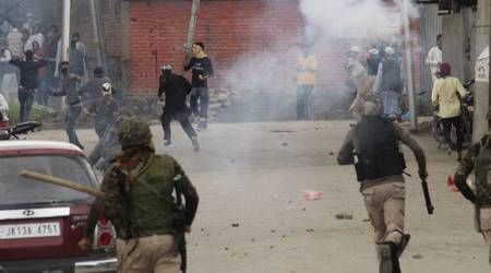 MHA data: 88% dip in J&K stone-pelting compared to 2019